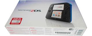 Videoconsola Portátil Nintendo 2ds Azul Eléctrico Pequeña