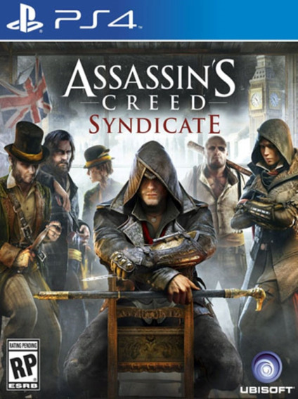 Assassins Creed Syndicate Ps4 // Digital Primaria