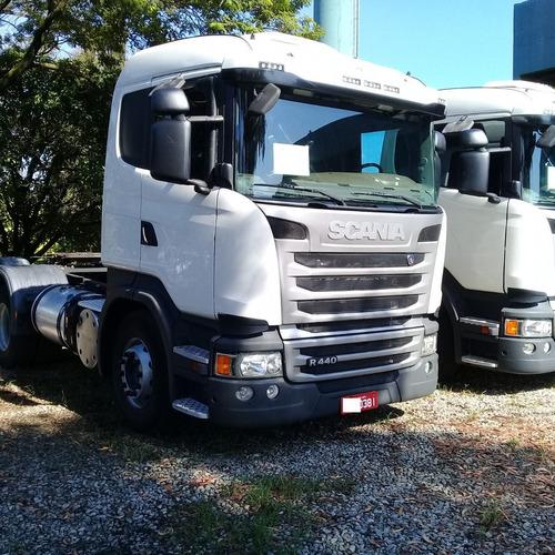 Scania R 440 6x2 Com Retarder 0381