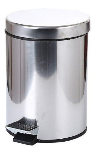 Lixeira Inox Para Banheiro Cozinha 3 Litros Balde Promoção