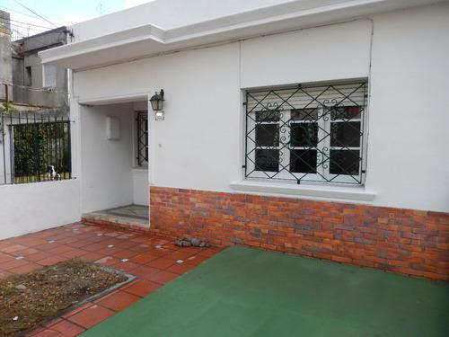 Casa 1 Dormitorio Cochera Buceo Malvin 4 Cuadras Rbla