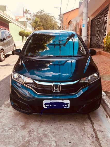 Honda Fit Personal 2017/2018