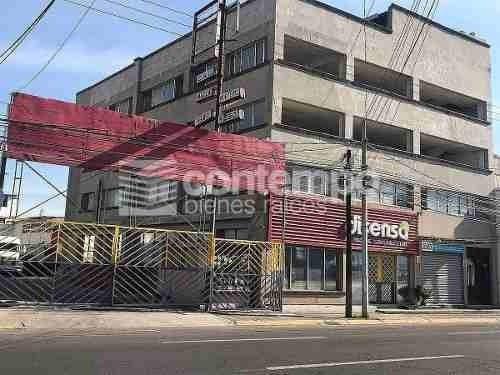 Excelente Opción Inversionistas Edificio Con Bodega Y Locales En Tlalnepantla