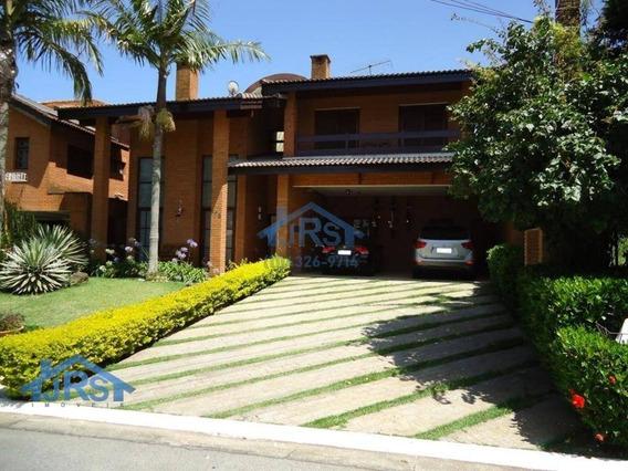 Residencial Morada Das Estrelas Sobrado Com 4 Dormitórios Para Alugar, 406 M² Por R$ 5.900/mês - Barueri/sp - So0932