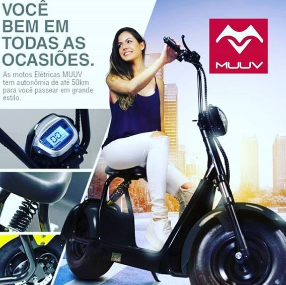 Muuv Araxá Scooter Electric