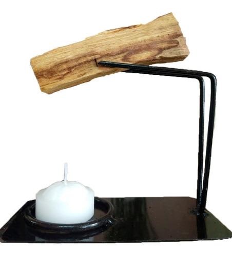 Quemador De Palo Santo - Llama Sagrada