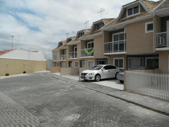 Sobrado Com 3 Dormitórios À Venda, 132 M² Por R$ 470.000 - Centro - São José Dos Pinhais/pr - So0063