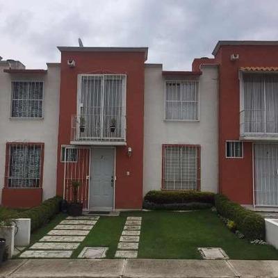 Bonita Casa En Fraccionamiento Privado Con Vigilancia 24 Horas