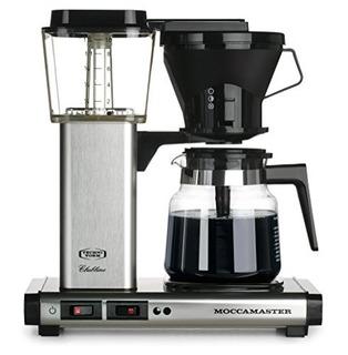 Cafetera Con Capacidad Para 10 Tazas Con Jarra Vidrio