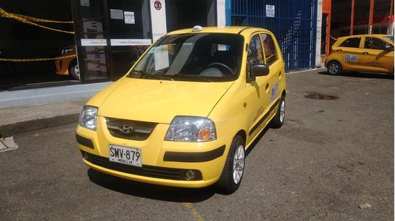 Taxi Hyundai Atos ,medellin Coopebombas Recibo Usado O Cupo