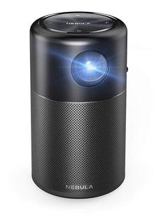 Proyector Mini Inteligente Nebula Capsule A Pedido!!