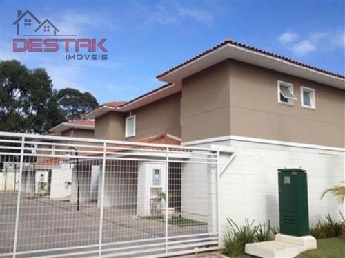 Ref.: 4454 - Casa Condomínio Em Jundiaí Para Venda - V4454