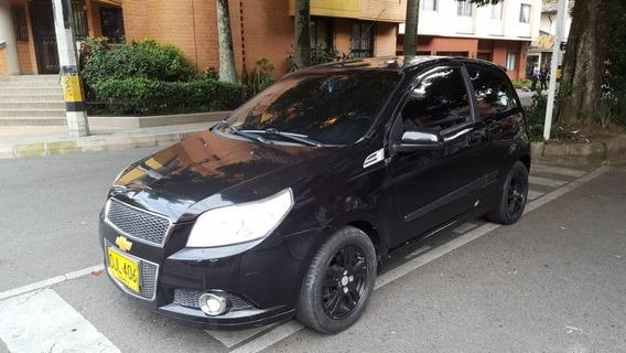 Chevrolet Aveo Aveogt