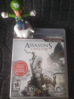 Assassins Creed 3 Ps3 Fisico
