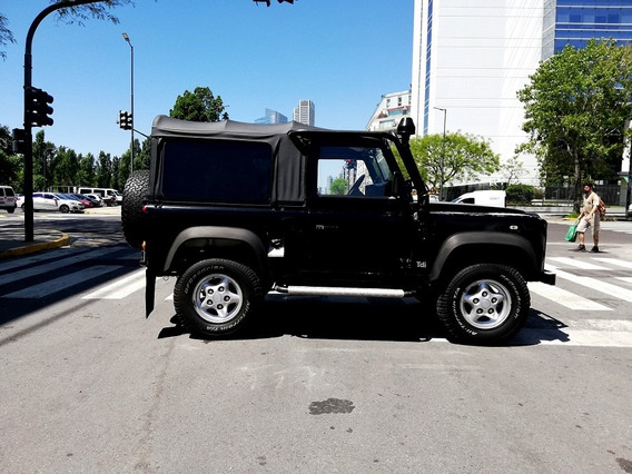Land Rover Defender No Discovery Wrangler Cherokee Hilux