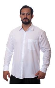 Camisa Branca Social Tamanhos Do 1 Ao 10
