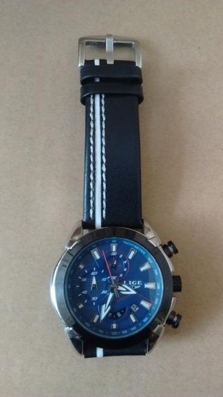 Relógio Masculino Lige 6181wm1