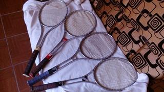 Raquetas Wilson T4000 T2000 Y T5000 De Los 70s