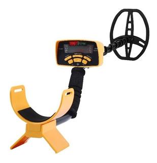 Detector De Metales Oro Plata Profesional Md6350 3.5mts