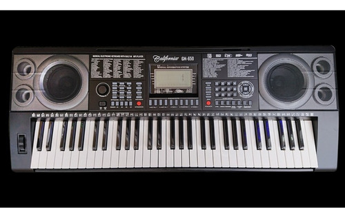 Imagen 1 de 3 de Teclado Órgano Piano Electrónico Entrada Usb,envío