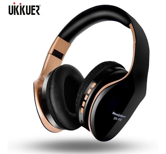 Microfone Com Dobrável Gaming Novo Fone Bluetooth Mp3 Fones