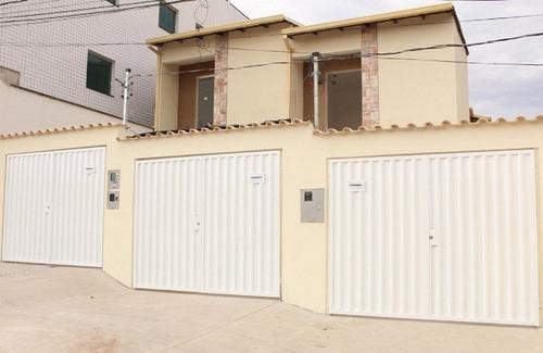 Imagem 1 de 11 de Casa Geminada Duplex, Independente, 02 Quartos, No Centro De Ibirité Mg. Novinha!!! - Oci0085 - 68439012