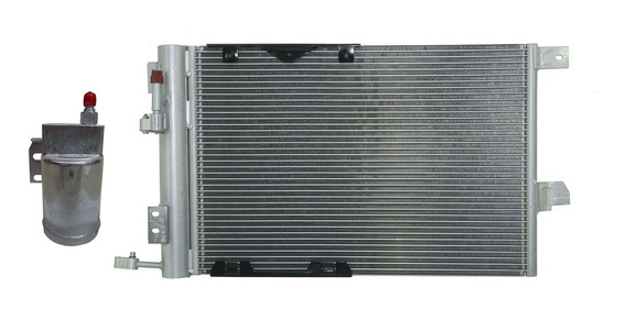 Condensador Gm Vectra 06 Em Diante / Astra / Zafira + Filtro