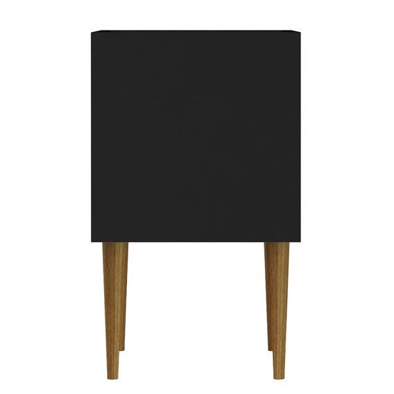 Cachepot Decorativo Multiuso Box Preto Cb_pu/pr Estilare