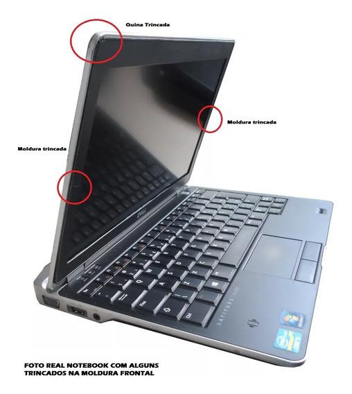 Netbook Dell Latitude E6230 Core I7 4gb 120ssd Hdmi 12,5 Pol