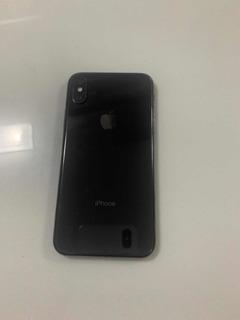 iPhone X 64gb- Usado