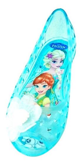 Zapatilla Sandalia Frozen Elsa Y Ana Celeste Roxy
