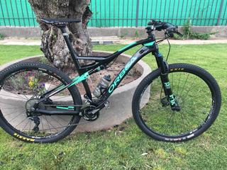 Bicicleta Mountain Bike Carbono Orbea
