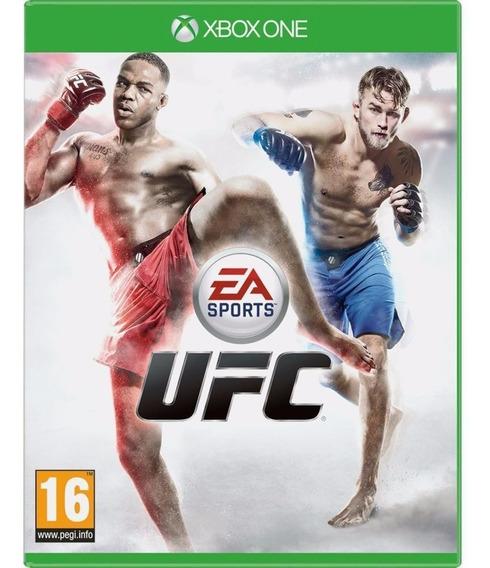 Ufc Xbox One Novo Original Lacrado Pronta Entrega