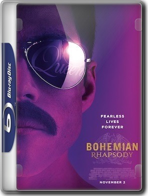 Bohemian Rhapsody Blu Ray Dublado E Legendado
