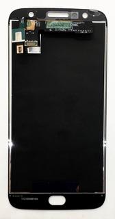 Frontal Tela Touch Motorola G5s Plus Xt1802 Dourado Original