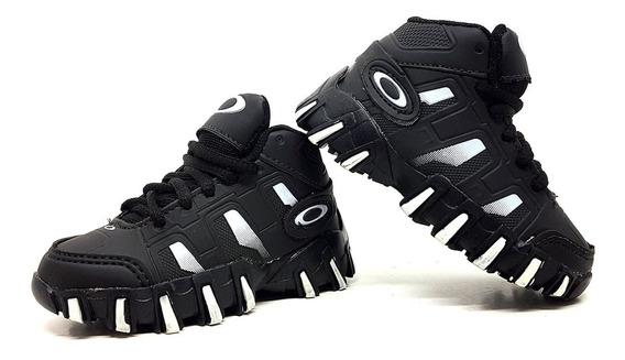 Bota/tênis Infantil Oakley Promoção Confortável