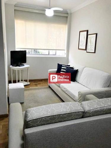 Apartamento Com 2 Dormitórios À Venda, 76 M²  - Vila Olímpia - São Paulo/sp - Ap29514