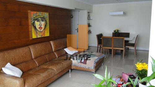 Cobertura Duplex Com Piscina, Churrasqueira, Forno Para Pizza, 3 Dormitórios E 1 Suite. - Ja15945