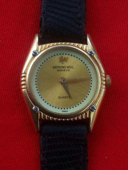 Reloj Raymond Weil Geneve Para Dama Original