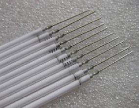 02 Lampadas Ccfl Backlight 420mm X 2,5mm Com Silicone