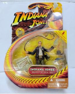 Indiana Jones Hasbro 2008 Kingdom Of The Crystal Skull