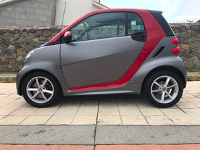 Smart Fortwo Passion Turbo 2015 Equipado Mate