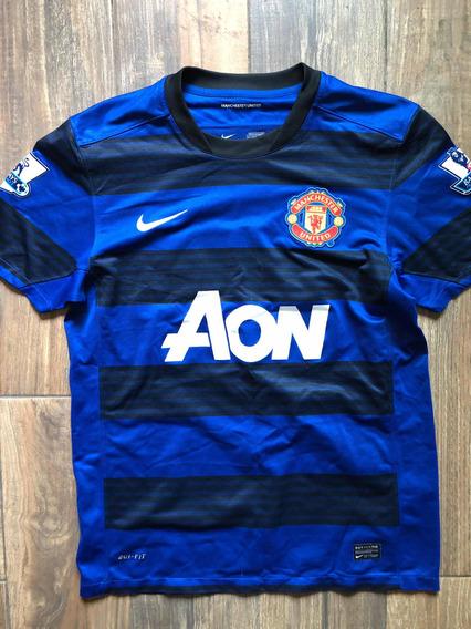 Playera Manchester United Temporada 11/12 Talla m