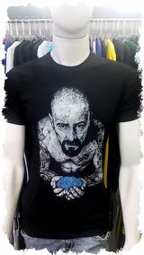 Camiseta Divertida Séries Walter White Breaking Bad