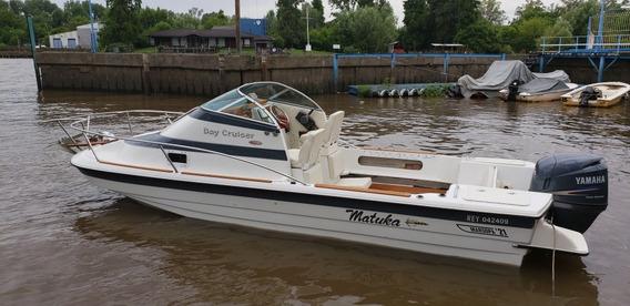 Marsopa Day Cruiser Pesca Profesional Yamaha 115 4t Permuto