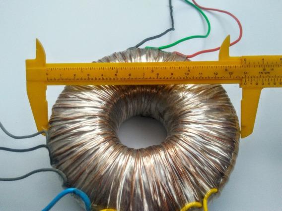 Transformador Toroidal Entrada 110/220v/500w