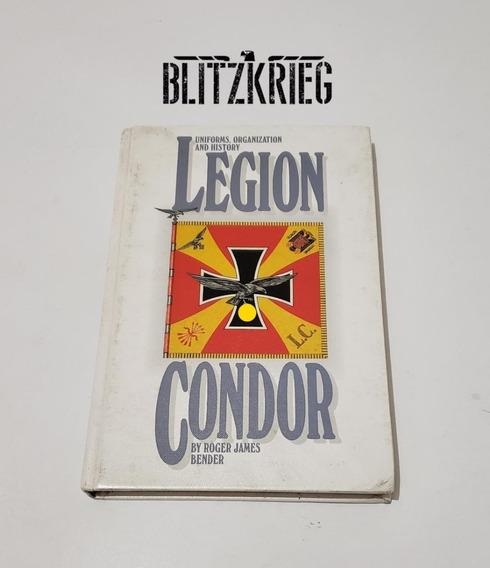 Livro Legion Condor Ww2 Segunda Guerra Luftwaffe