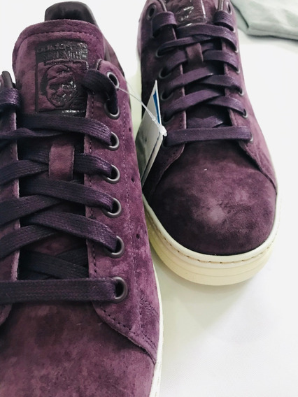 adidas Stan Smith New Bold Violeta