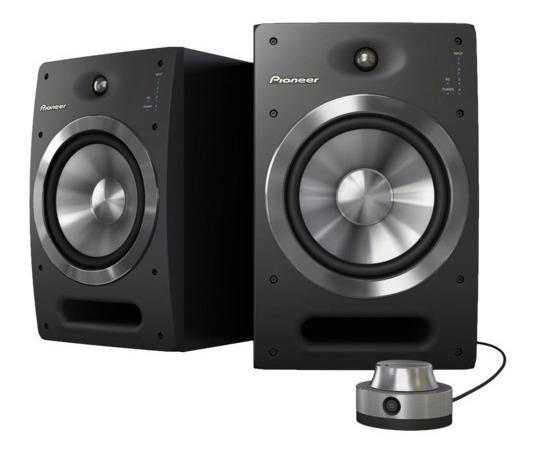 Caixa Monitor Pioneer S-dj08