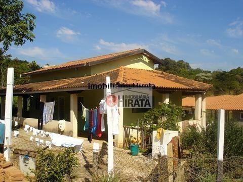 Chácara Com 3 Dormitórios À Venda, 1740 M² Por R$ 680.000,00 - Chácara Bela Vista - Campinas/sp - Ch0044